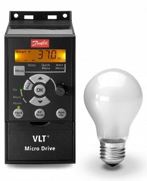 Частотный преобразователь Micro Drive FC 51