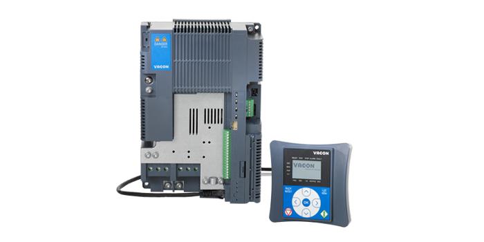Частотный преобразователь VACON 20 Cold Plate
