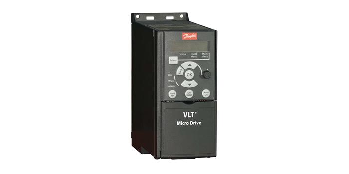 Преобразователь частоты VLT Micro Drive FC 51
