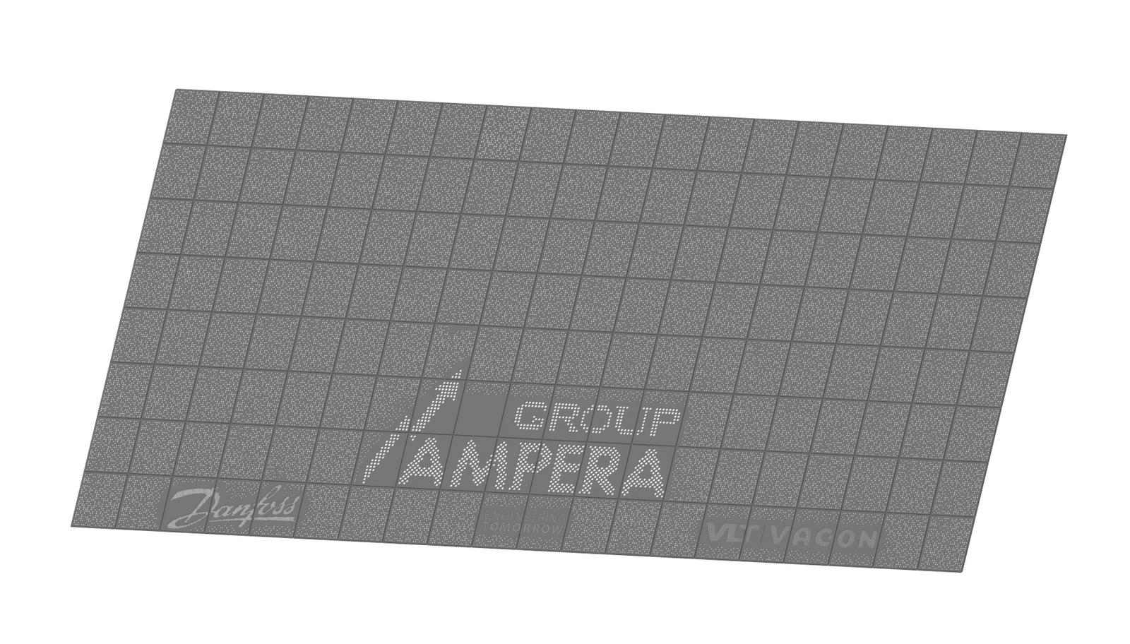Потолок Ampera Group 3D-модель